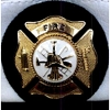 Fire Marshal Cap Badge