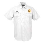 5.11 Tactical | Short Sleeve NFPA 1975 Certified Station Shirt - BC
