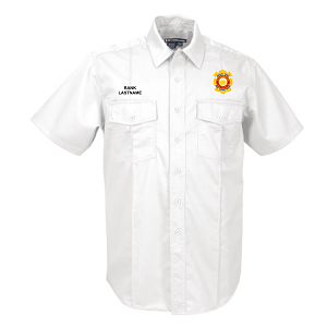 5.11 Tactical | Short Sleeve NFPA 1975 Certified Station Shirt - DC